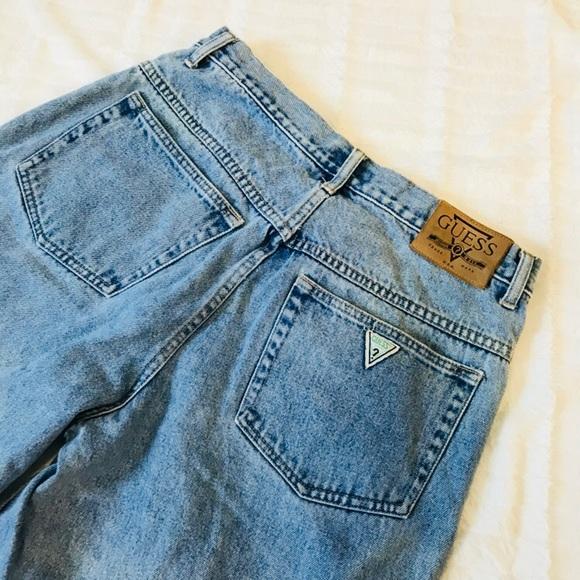 Guess Vintage 80s 90s mens jeans size 34 W 32L